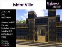 Ishtar Villa Sales Box
