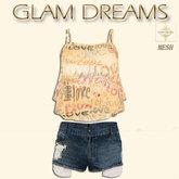 Glam Dreams Gabriela Love Pant Set