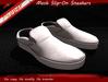 ~Pepper Slip On Sneakers *All White*
