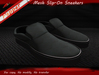 ~Pepper Slip On Sneakers *All Black*