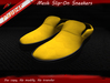 ~Pepper Slip On Sneakers *Yellow*