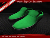 ~Pepper Slip On Sneakers *Green*