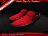~Pepper Slip On Sneakers *Red*