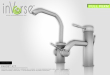 inVerse®*MESH* Faucets Kit - full perm  for developers
