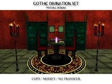 MD Gothic Divination Set