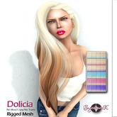 ! SugarsmacK ! Dolicia: Dip-Dye Sugars/Dolce Creme