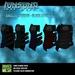 Unsung - Angelus Vest Harness Addon - Black leather pack