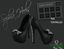 .S&C. Sophia Heels - Mesh (HUD control)