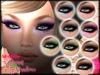 {C.C.M.} Vibrant Eyeshadow