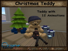 Christmas Teddy - Special Price Offer for Xmas Time - Promo