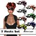 Masks tattoo mk