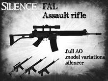 [Silence] FAL Assault rifle