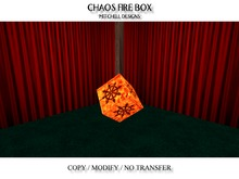 MD Chaos Fire Box