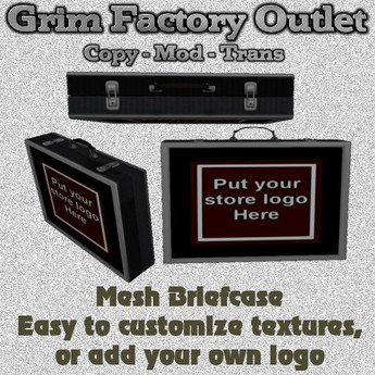 Briefcase Mesh