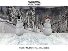 MD Snowman