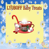 Hot Chocolate for LYUBOFF Baby (age 8-36)