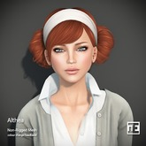 TRUTH HAIR Althea (Mesh Hair) - DEMO