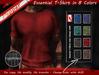 Essential t shirtspt01