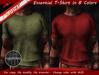 Essential t shirtspt04