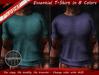 Essential t shirtspt05