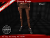 ~Pepper~Skinny Pants *Brown*