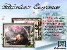 Dr3amweaver Slideshow Picture Frame Supreme (Copy)