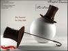AZOURY - Steampunk Cameleon (Friar Brown)