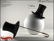 AZOURY - Steampunk Cameleon (Dark)