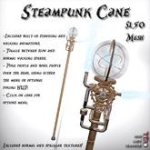 Steampunk Cane
