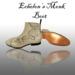 Monk boot buckskin ad png