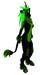 Kirin radioactive female standup
