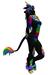Kirin rainbow female standup