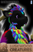 Luskwood Rainbow Kirin Avatar - Male - Complete Furry Avatar