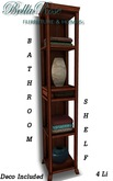 Bellarose Bathroom Deco Shelf
