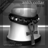 tapi :: ankh collar