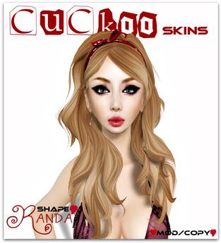 Randa Shape - CuCkoo Skins & Shapes