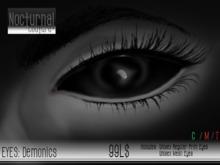 Nocturnal : Eyes_Demonics