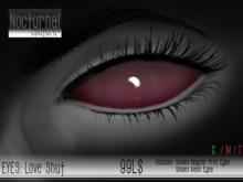 Nocturnal : Eyes_Love Shut