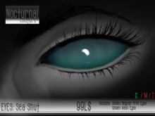 Nocturnal : Eyes_Sea Shut