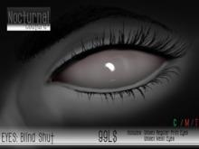 Nocturnal : Eyes_Blind Shut