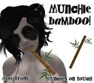 .:-CatniP-:.  Munchie Bamboo ,  Panda Munchies *