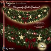 C&F Elegance Christmas Garland