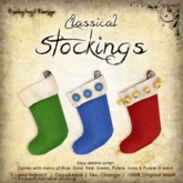 [DDD] Classical Stockings