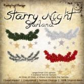 [DDD] Starry Night Garlands