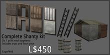 [agu] Complete shanty Kit