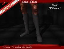 ~Pepper~Basic  Socks