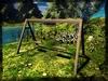 Garden swing  (Mesh)