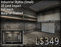 Industrial Skybox (Small)