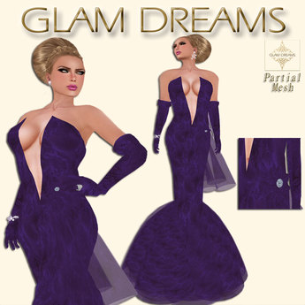Glam Dreams Melody (Purple)