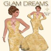 Glam Dreams Tropical Splendor ( RED )